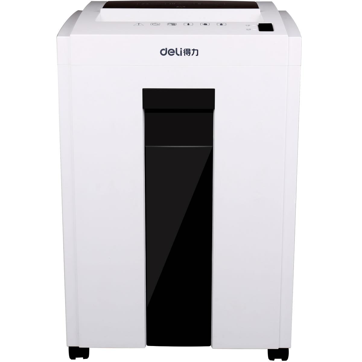 得力9954碎纸机(白色)