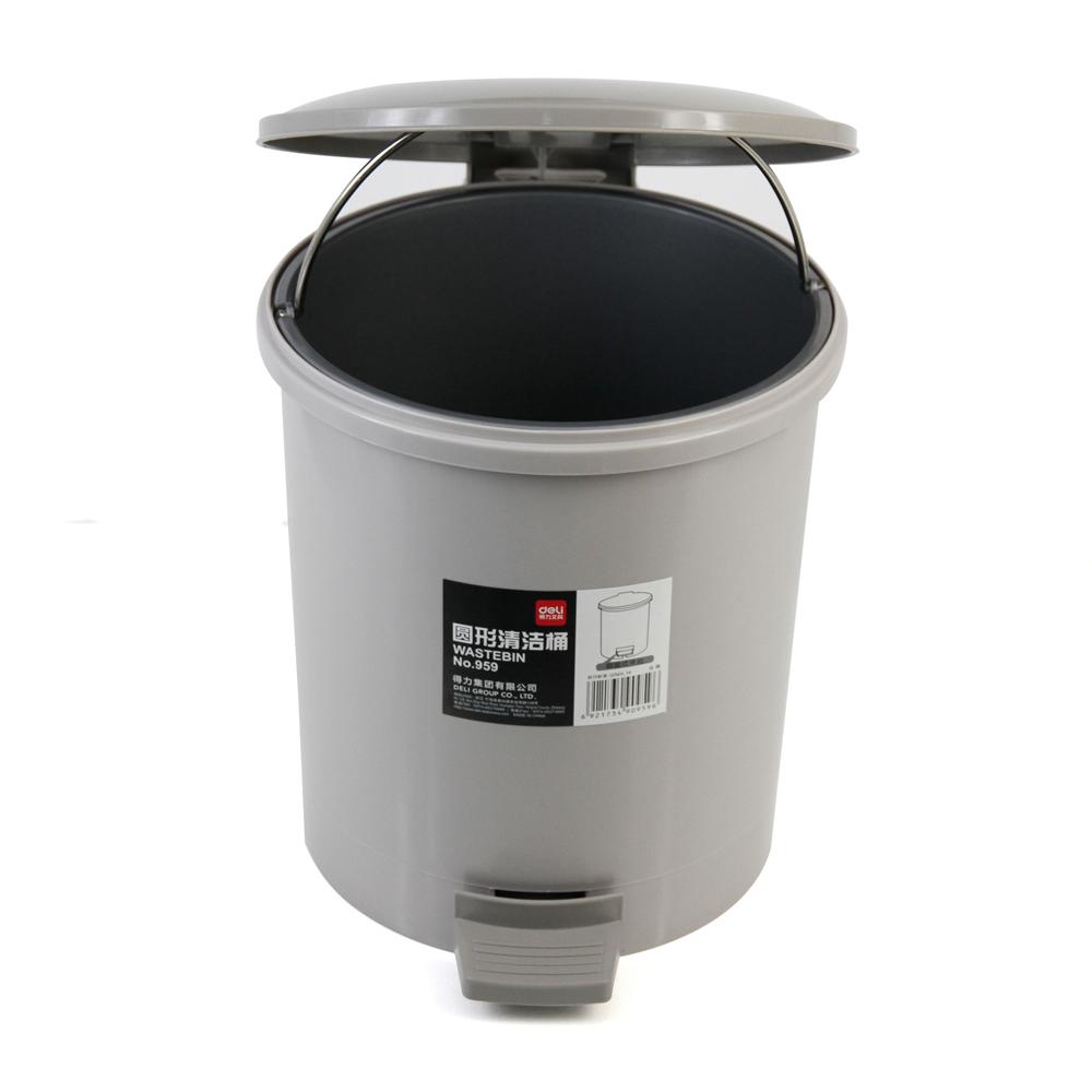 脚踏垃圾桶带盖垃圾桶清洁桶废纸篓